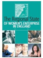Regional State of Women's Enterprise in England