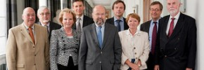 The Board of the National Bank of Belgium is more gender balanced than most.
