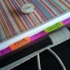 Homemade filofax