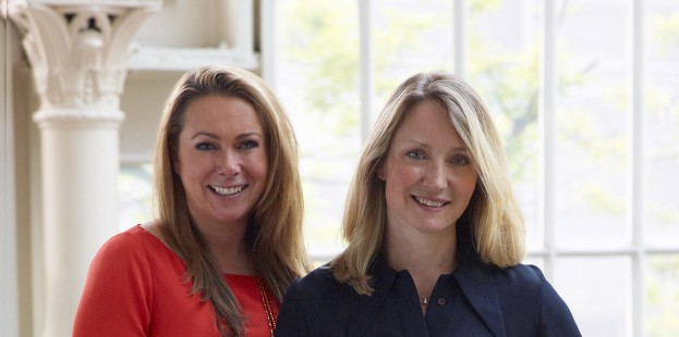 Holly Tucker and Sophie Cornish, notonthehighstreet.com