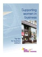 supporting women in business