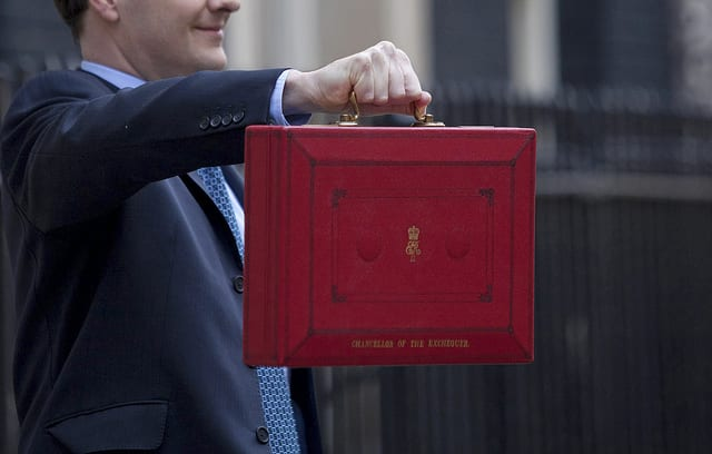 Chancellor autumn statement