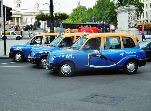 London_taxi_race