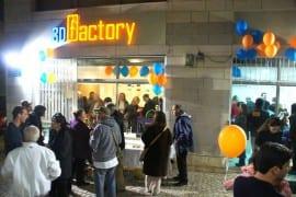 3D Factory launch event