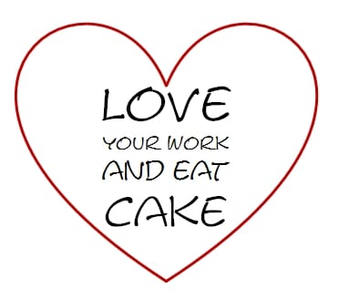 love and cake