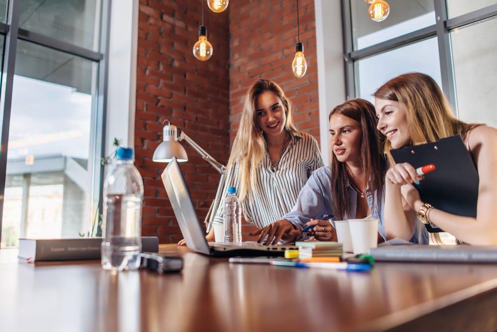 student entrepreneurs