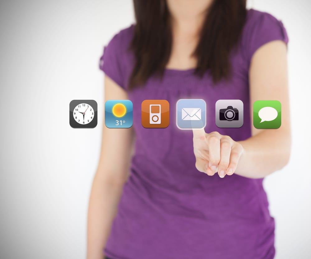woman apps