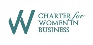 Charter for Women in Business logo