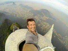 Rio selfie