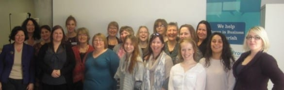 Flourish meeting in Norwich