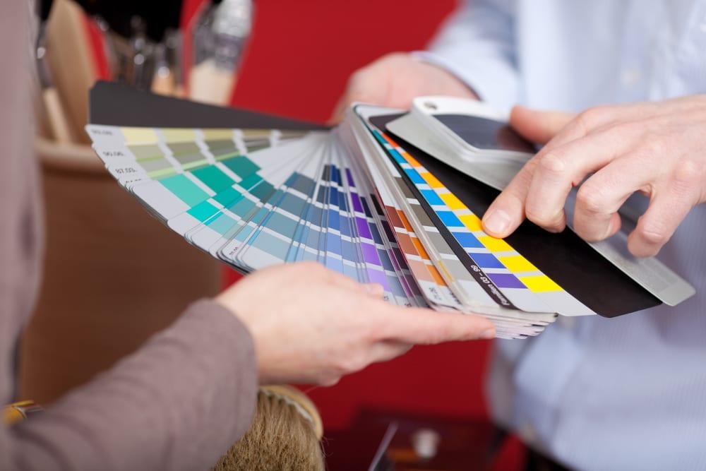 colour psychology branding