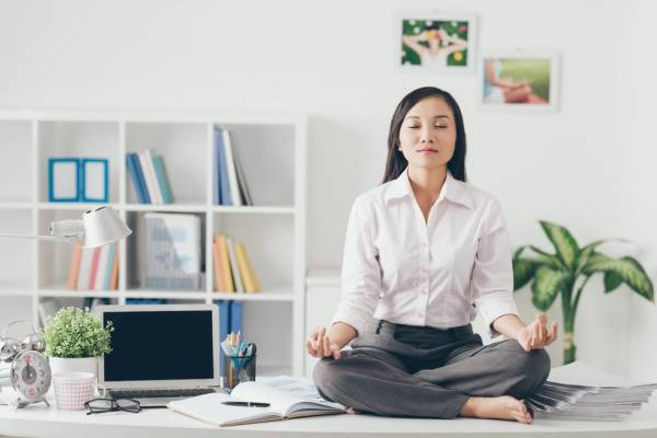 Managing stress when you're self-employed