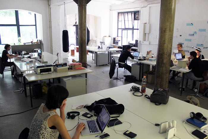 office layout productivity