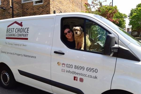 Going the extra mile: Vicky Price of Best Choice Cleaning Company