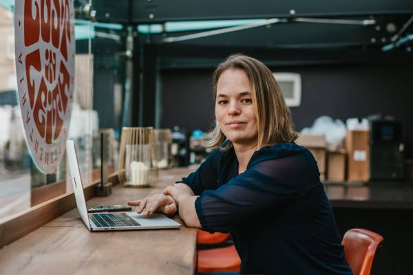 Powering ahead in content marketing: Kathryn Strachan shares her story