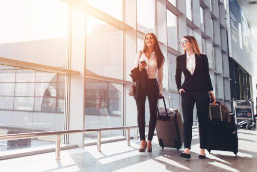 business travel women